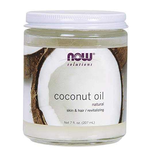 now solutions coconut oil