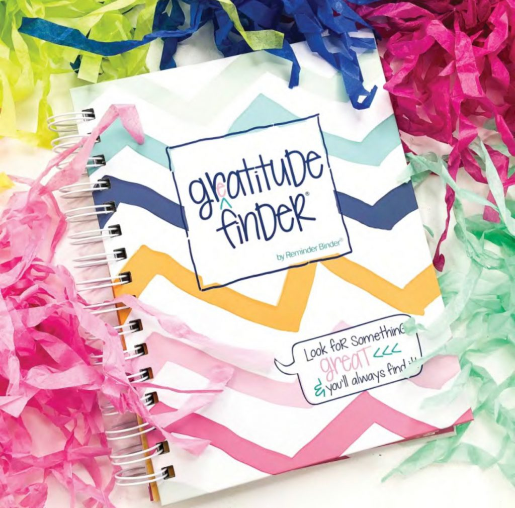 52-Week Gratitude Journal
