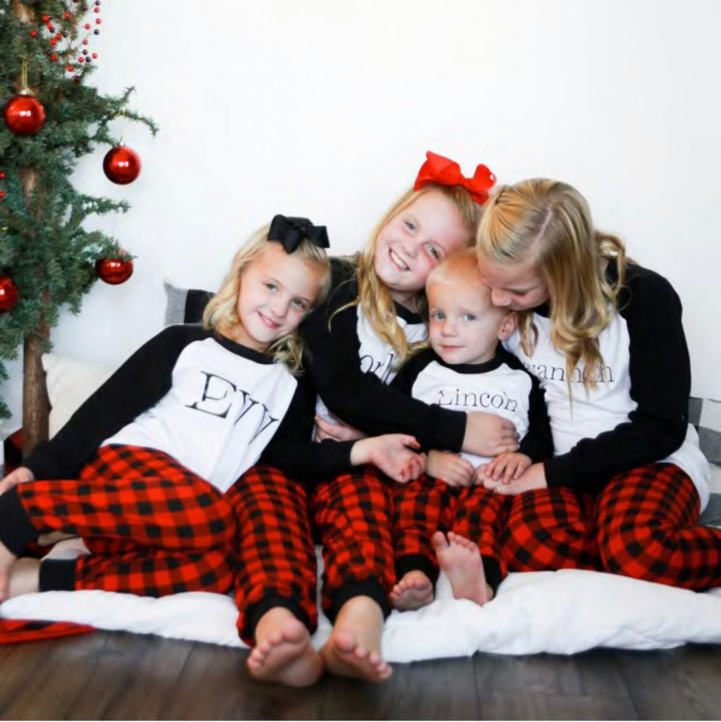 Personalized Christmas Pajamas