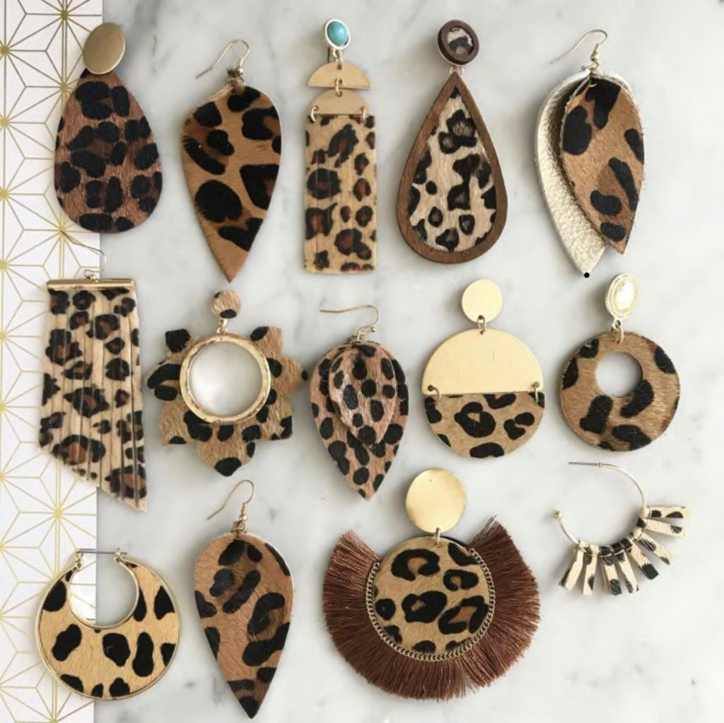 Wild Thing Earrings