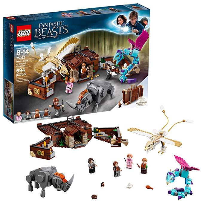fantastic beasts legos