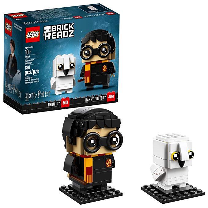 harry potter lego brickheadz