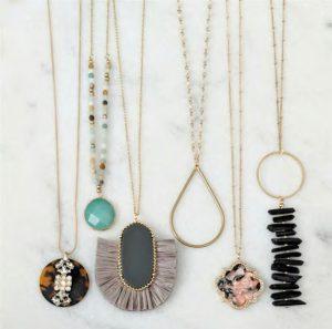 Brunch Date Necklaces