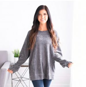 Kassidy Chenille Sweater