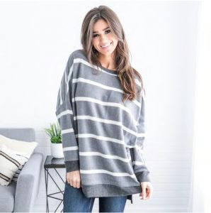 Porter Striped Tunic