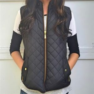 Quilted Vests Blowout