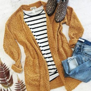 Chunky Knit Cardi