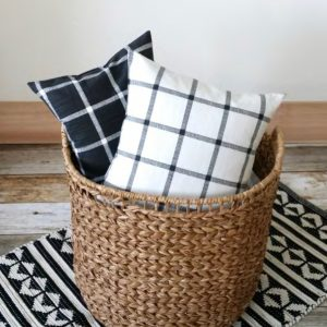 Modern Farmhouse Pillow Covers