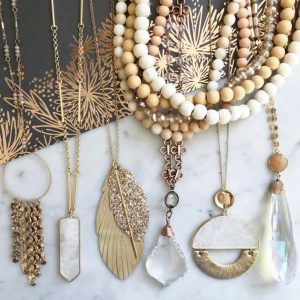 Savannah Necklace Collection