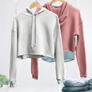 Favorite Cropped Pullover