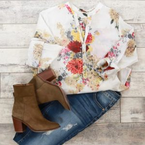 Floral Tunics