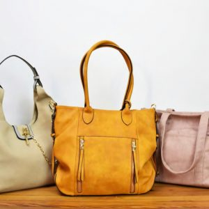 Sofia Carryall Handbag Collection