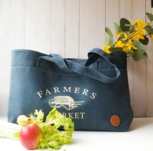Farmer's Market Shopping Bag