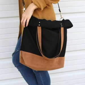 Park City Carry All Canvas Tote