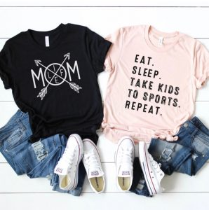 Pretty Mom Tees