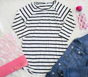 The Perfect Striped Tunic