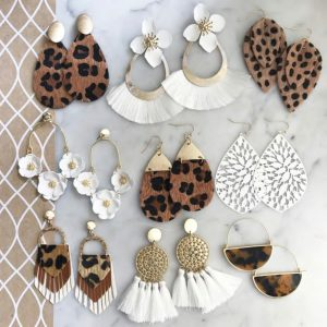 Wild Side Earring Collection
