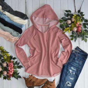 Lightweight Hoodie Sweatshirt