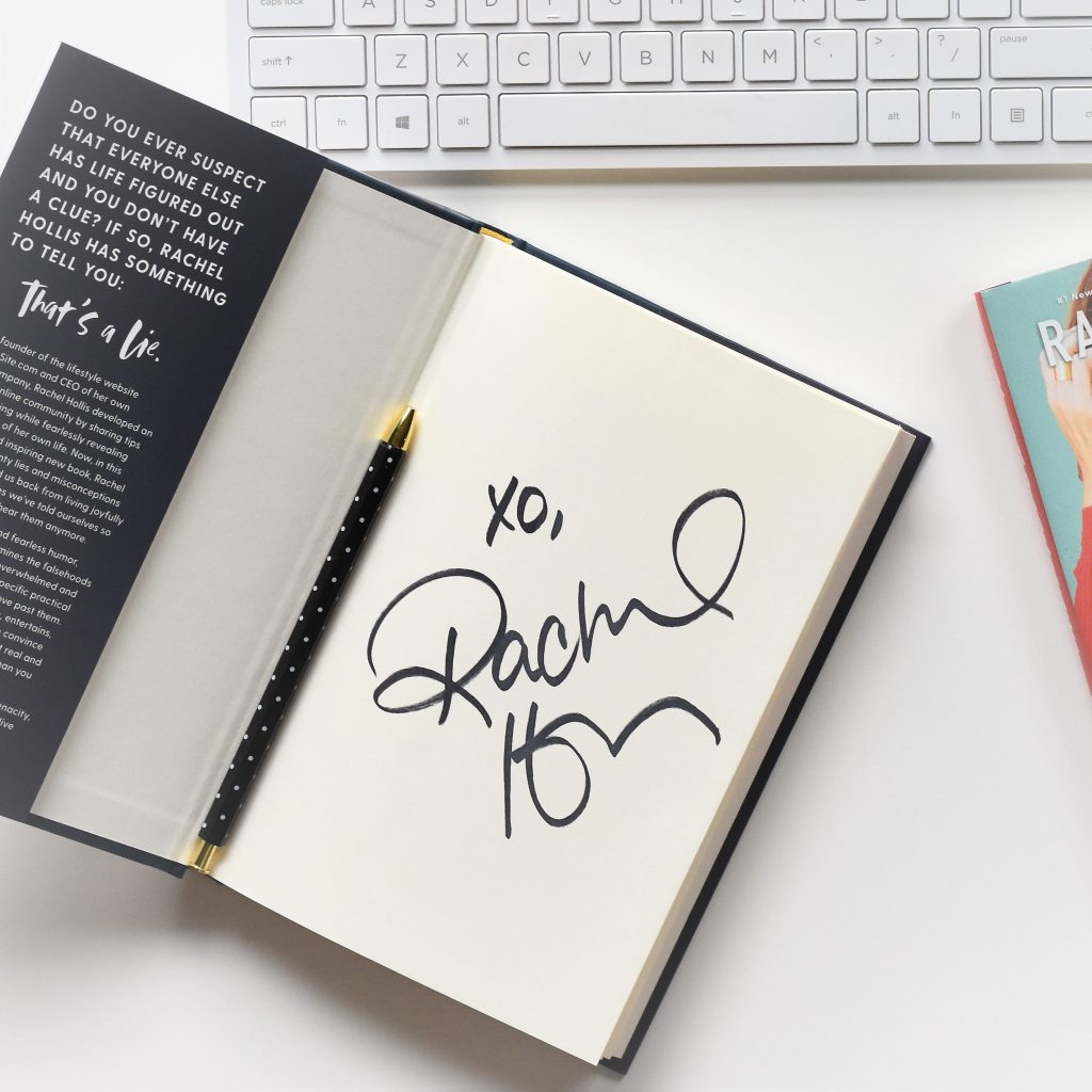 girl wash your face signed giveaway