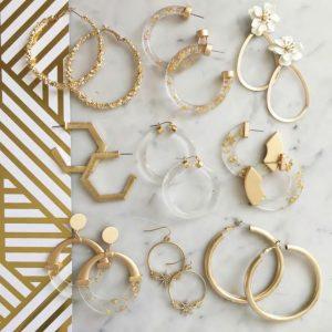 Golden Coast Earrings