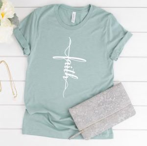 Faith, Hope, Love Tees