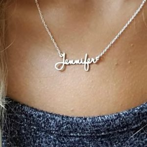 Personalized Name Necklace