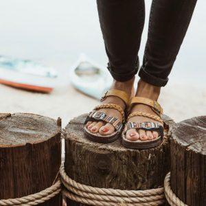MUK LUKS® Bonnie Sandals