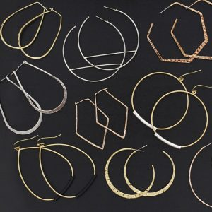 Hoop Earring Collection