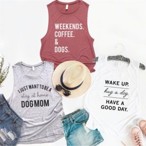 Dog Lover Tanks