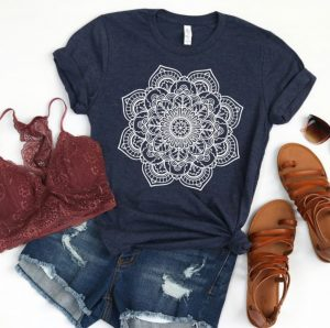 Wild and Free Graphic Tees