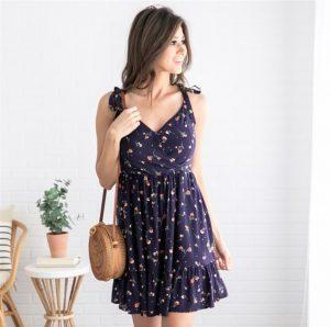 Keirra Floral Dress