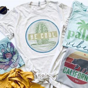 Be Cool Graphic Tees